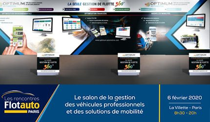 Optimum Automotive s'expose sur Flotauto, le 06/02/20