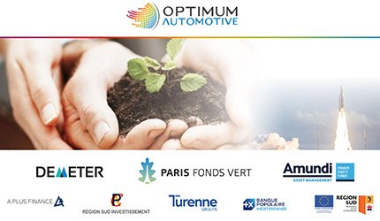 OPTIMUM AUTOMOTIVE CONSIGUE 14 M €
